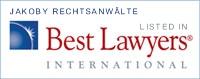 Best Lawyers International Jakoby Rechtsanwälte
