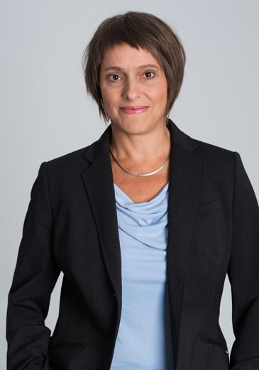 Anette Prasser, Rechtsanwältin